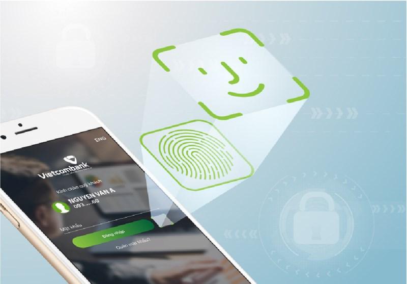Vietcombank tiên phong phát triển ứng dụng ngân hàng di động - Ảnh 1