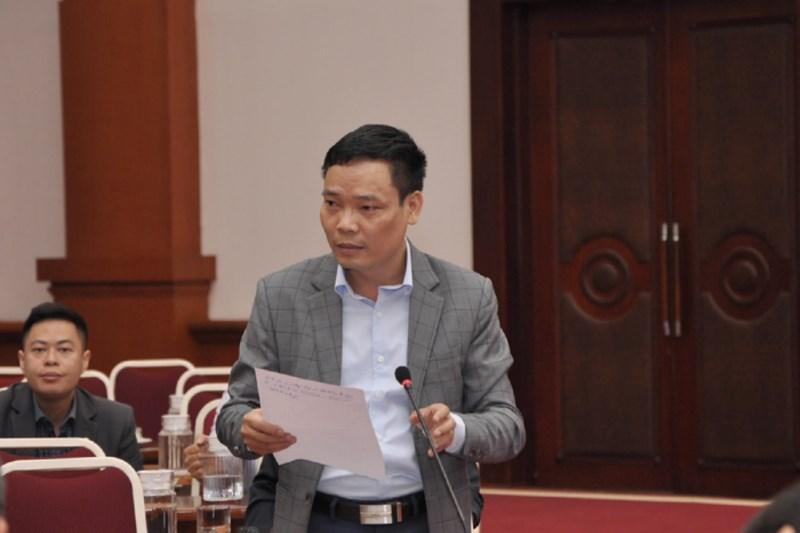 Ông Đặng Khắc Lợi, Phó Cục trưởng Cục Báo chí, Bộ Thông tin và Truyền thông đánh giá cao công tác thông tin tuyên truyền của Bộ Tài chính.