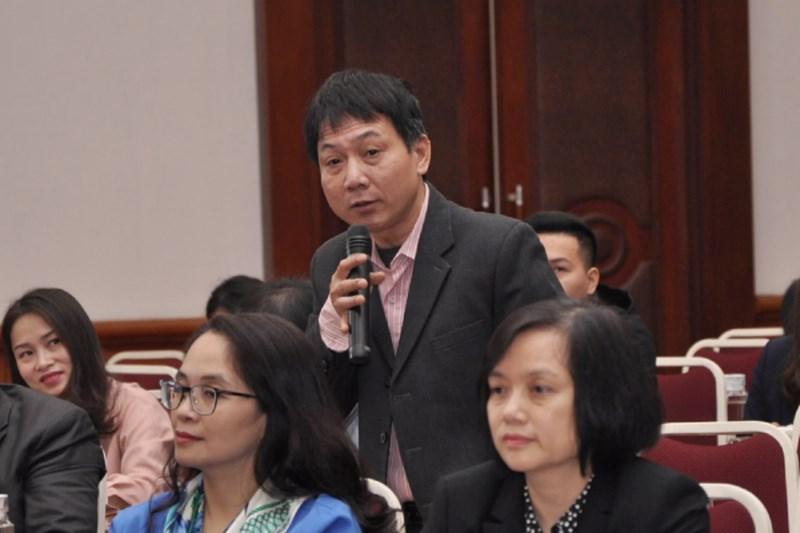 Phóng viên Mạnh Bôn – Báo Đầu tư đã có những trao đổi thẳng thắn về công tác thông tin tuyên truyền  của Bộ Tài chính.