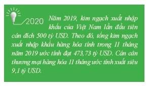 Xuất, nhập khẩu 2019: Những tín hiệu tích cực từ  các FTA thế hệ mới - Ảnh 4