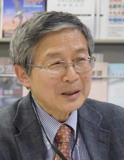 Giáo sư Koichi Ishikawa, Viện Nghiên cứu châu Á, Đại học châu Á.