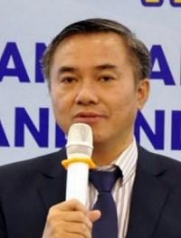 Ông Hoàng Trần Hậu.