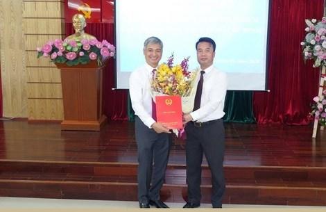Ông Lê Duy Minh nhận quyết định làm Cục trưởng Cục thuế TP. Hồ Chí Minh.