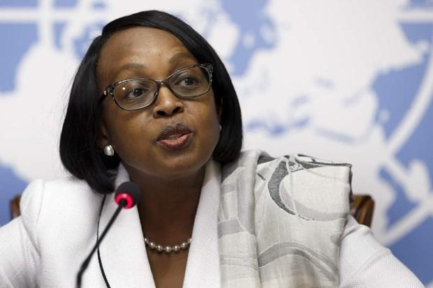Giám đốc khu vực châu Phi của WHO Matshidiso Moeti. (Ảnh: Pinterest)