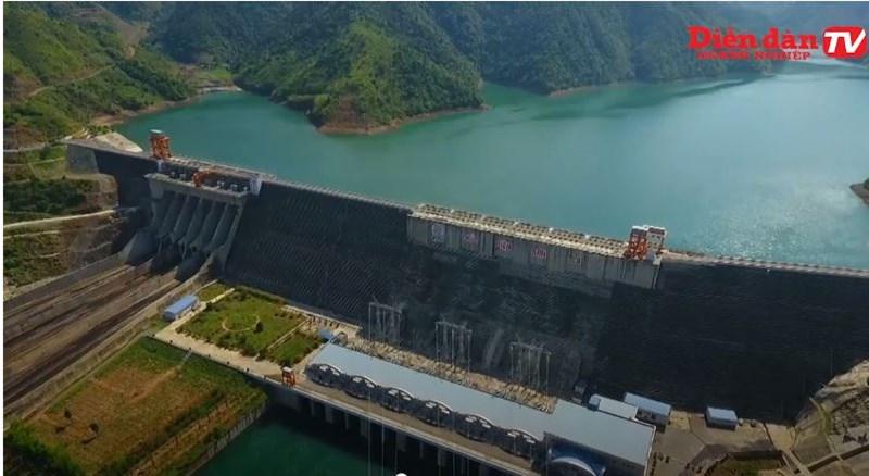 Thủy điện vẫn là nguồn sản xuất điện chủ lực của Việt Nam.