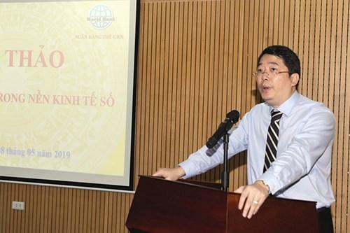 Phó Tổng cục trưởng Tổng cục Thuế Cao Anh Tuấn.