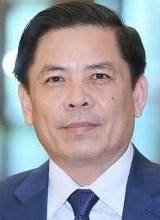 Bộ trưởng Nguyễn Văn Thể.