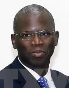 Ông Ousmane Dione