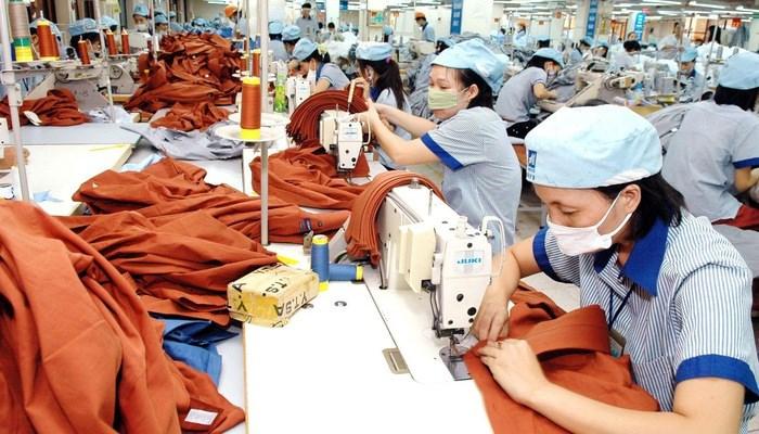Dệt may Việt Nam đón đầu cơ hội từ các hiệp định thương mại tự do.