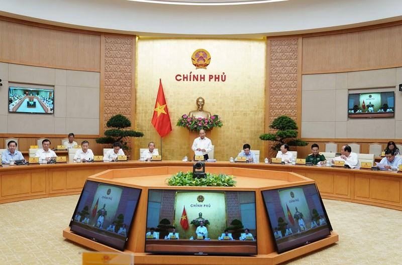 Thủ tướng đề nghị các bộ, ngành chủ động hơn trong công tác xây dựng pháp luật.