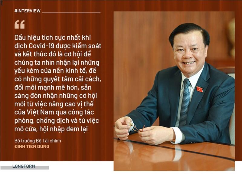 Bộ trưởng Đinh Tiến Dũng: Chính sách tài khóa phải hỗ trợ người dân và thúc đẩy phát triển - Ảnh 5