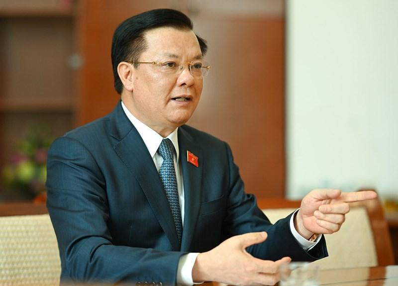 Bộ trưởng Đinh Tiến Dũng: Chính sách tài khóa phải hỗ trợ người dân và thúc đẩy phát triển - Ảnh 7