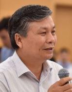 Thứ trưởng Nguyễn Ngọc Đông.