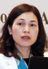 Bà Trần Thị Huệ.
