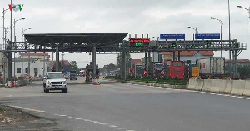 BOT Hà Nội - Bắc Giang được Bộ trưởng Thể nhắc tới là 1 trong những dự án đang trì hoãn, trây ỳ triển khai thu phí tự động không dừng.