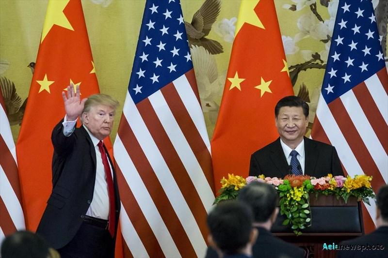 Đồng nhân dân tệ của Trung Quốc bị mất giá so với đồng USD và chính phủ Mỹ chính thức coi Trung Quốc là thao túng tiền tệ