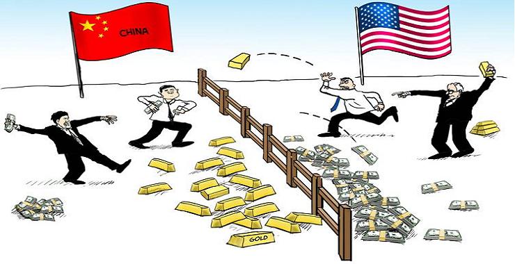 Ông Trump có thể sẵn sàng gây chiến tranh tiền tệ với Trung Quốc nhưng không có quyền buộc Fed phải chạy đua phá giá đồng tiền với Trung Quốc.