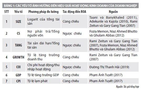 Yếu tố tác động đến hiệu quả kinh doanh: thực tiễn các công ty chứng khoán Việt Nam - Ảnh 2