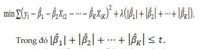 Ứng dụng của mô hình Lasso trong dự báo chỉ số kinh tế - Ảnh 11
