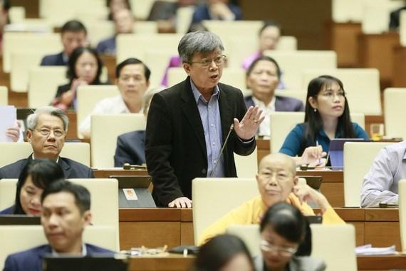 ĐB Trương Trọng Nghĩa (TPHCM).