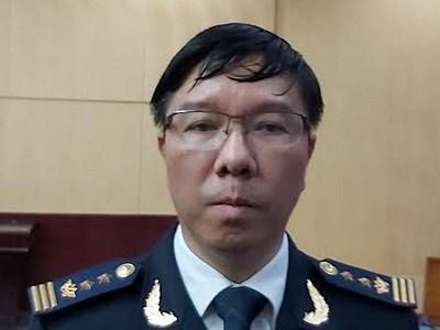 Ông Lưu Mạnh Tưởng, Cục trưởng Cục Thuế XNK, Tổng cục Hải quan