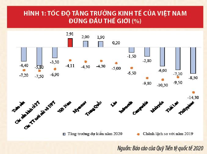 Kinh tế Việt Nam năm 2020 và triển vọng năm 2021 - Ảnh 1