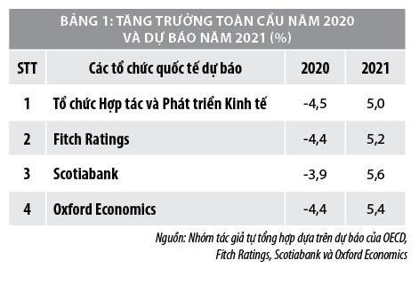 Triển vọng kinh tế thế giới năm 2021 - Ảnh 2