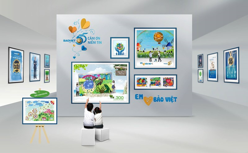 Bảo Việt dẫn đầu ngành Bảo hiểm trong Top 50 công ty niêm yết tốt nhất Việt Nam - Ảnh 1