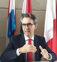 Đại sứ, Trưởng Phái đoàn EU tại Việt Nam Giorgio Aliberti.