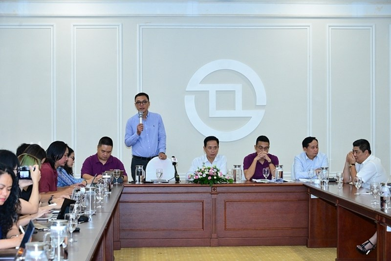 Ông Hoàng Phú Cường - đại diện UBCKNN đánh giá CW sau 1 năm giao dịch