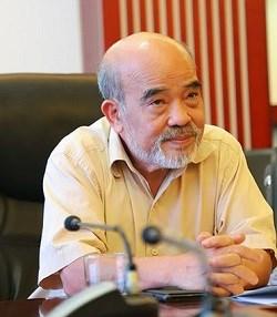 GS. Đăng Hùng Võ,nguyên Thứ trưởng Bộ Tài nguyên và Môi trường