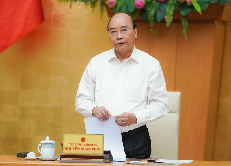 Thủ tướng Nguyễn Xuân Phúc cho rằng, Phú Thọ có lợi thế, tiềm năng to lớn, còn rất nhiều dư địa phát triển.