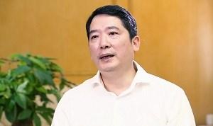 Tổng cục trưởng Tổng cục Thuế Cao Anh Tuấn