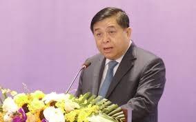 Bộ trưởng Nguyễn Chí Dũng phát biểu khai mạc tại Diễn đàn Cải cách và phát triển Việt Nam 2019.