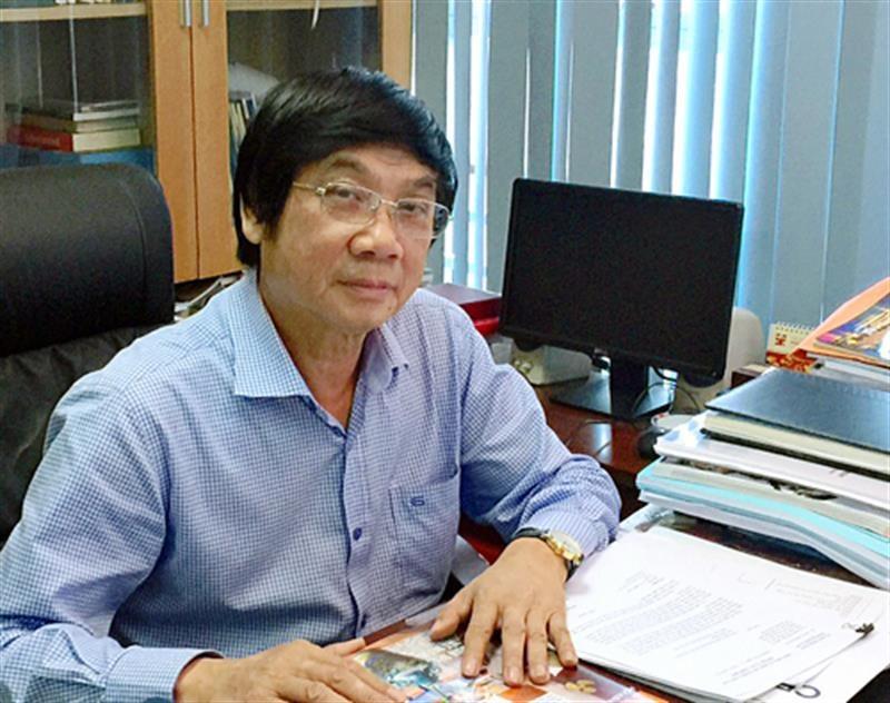 ôngTrầnNgọc Chính– Chủ tịch HộiQuy hoạchphát triểnđô thịViệt Nam.
