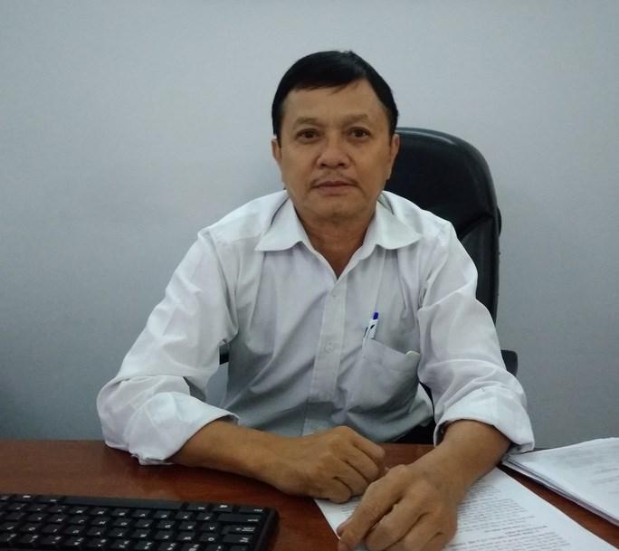 Ông Trần Văn Triều, Giám đốc Trung tâm Tư vấn pháp luật LĐLĐ TP Hồ Chí Minh