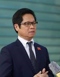 Ông Vũ Tiến Lộc, Chủ tịch Phòng Thương mại và Công nghiệp Việt Nam (VCCI)