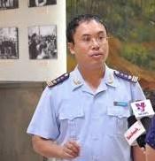 Ông Nguyễn Trần Hiệu – chánh văn phòng Tổng cục Hải quan