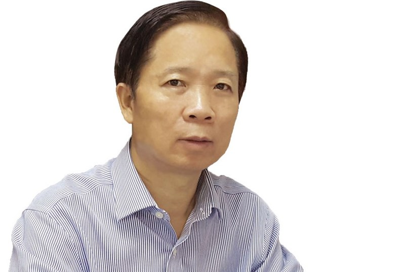 Ông Bùi Gia Anh, Tổng thư ký Hiệp hội Bảo hiểm Việt Nam (IAV)