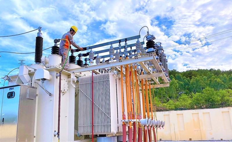 Trong năm 2020, Công ty Điện lực Thanh Hóa đã thực hiện đầu tư và hoàn thành 106/126 dự án.