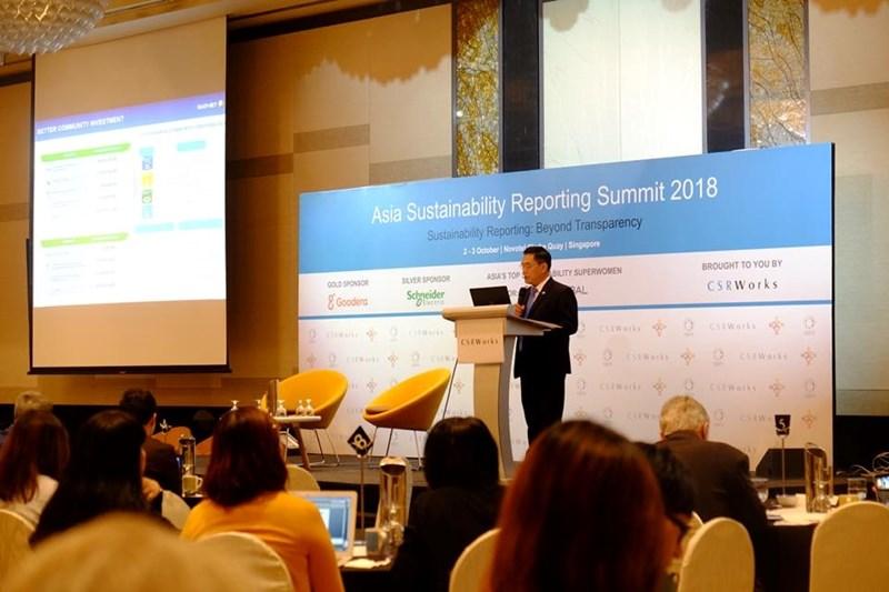 Để tạo sự khác biệt cho Báo cáo thường niên, Bảo Việt áp dụng mô hình Báo cáo tích hợp theo tiêu chuẩn quốc tế.