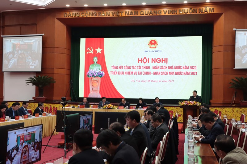 Tổng cục trưởng Tổng cục Thuế Cao Anh Tuấn cho biết, thu NSNN do cơ quan thuế quản lý năm 2020 đã vượt 2%, tương đương 24,4 ngàn tỷ đồng so với dự toán.