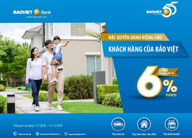 BAOVIET Bank chính thức triển khai chương trình khuyến mãi BAOVIET PARTNERSHIP dành riêng cho khách hàng.