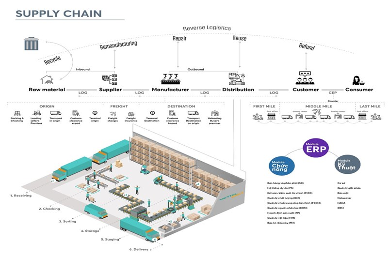 Phát triển dịch vụ logistics ở Việt Nam trong bối cảnh kinh tế số - Ảnh 3