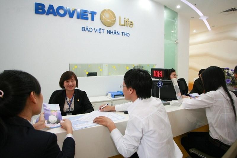 Tổng Công ty Bảo Việt Nhân thọ ghi nhận tổng doanh thu ước đạt 7.051 tỷ đồng trong quý I.