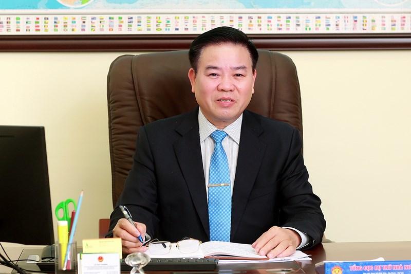 Phó Tổng cục trưởng Lê Văn Thời