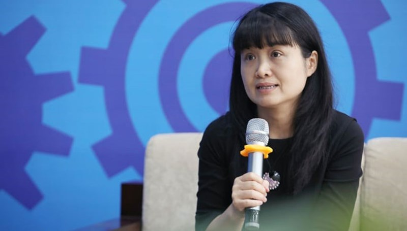 Bà Trương Thị Chí Bình