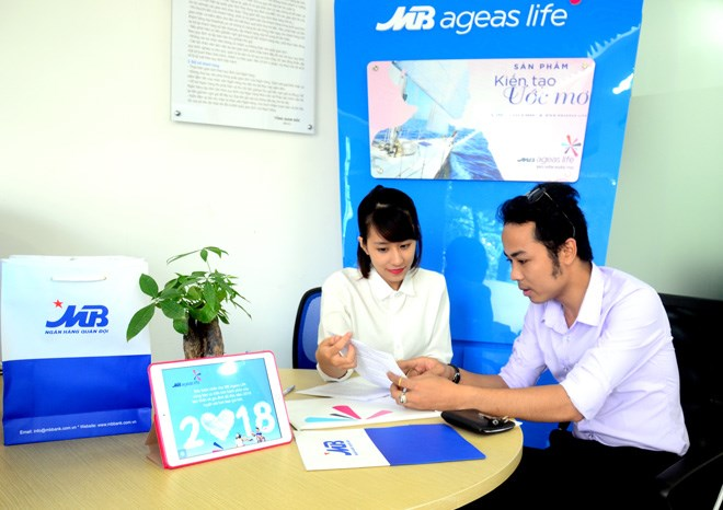 Hiện tại, MB Ageas Life nằm trong top 5 doanh nghiệp đứng đầu thị trường về kênh Bancassurance.