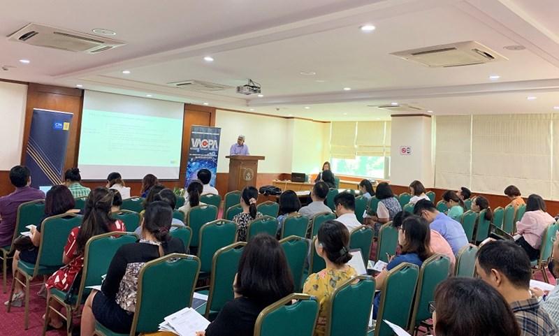 Chuỗi hội thảo này là một phần trong cam kết dài hạn nhằm hỗ trợ Việt Nam chuyển đổi sang áp dụng IFRS trong tương lai gần của CPA Australia.