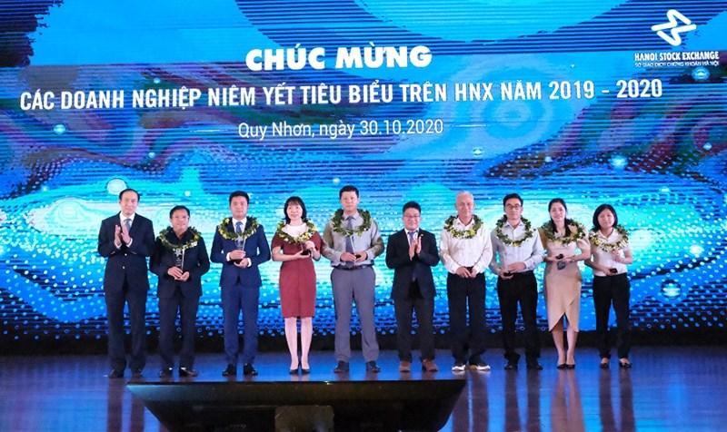 HNX tổ chức thành công Hội nghị doanh nghiệp thường niên năm 2020 - Ảnh 1
